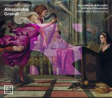 Alessandro Grandi (1575-1630): Motetten - Celesti Fiori, CD