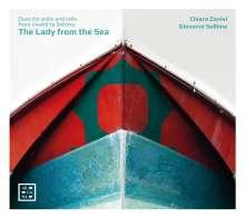 Chiara Zanisi & Giovanni Sollima - The Lady from the Sea, CD