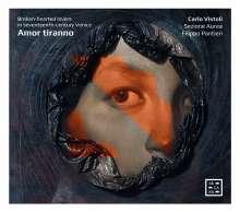 Carlo Vistoli - Amor tiranno, CD