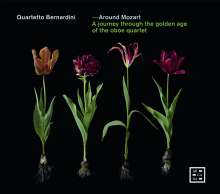 Around Mozart - A Journey through the golden Age of the Oboe Quartet, CD