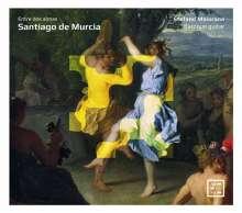 Santiago de Murcia (1682-1732): Gitarrenwerke, CD