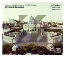 Carlo Vistoli - Officina Romana, CD