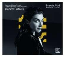 Giuseppina Bridelli - Appena chiudo gli occhi (Solokantaten mit Violine), CD