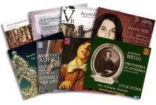 Austrian Baroque, 8 CDs