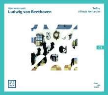 """Ludwig van Beethoven (1770-1827): Kammermusik für Bläser - """"Harmoniemusik"""", CD"""