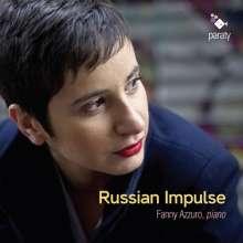 Fanny Azzuro - Russian Impulse, CD