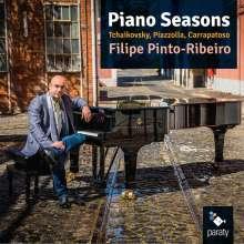 Filipe Pinto-Ribeiro - Piano Sessions, 2 CDs
