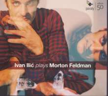 Ivan Ilic plays Morton Feldman, CD