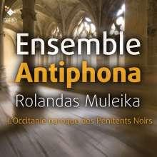 Ensemble Antiphona - L'Occitanie baroque des Penitents Noirs, CD