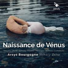 Arsys Bourgogne - Naissance de Venus, CD