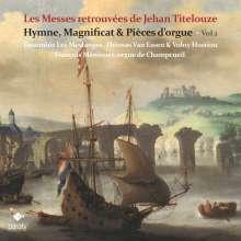 Jean (Jehan) Titelouze (1563-1633): Messen, CD
