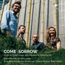 Ensemble Pres de Votre Oreille - Come Sorrow, CD