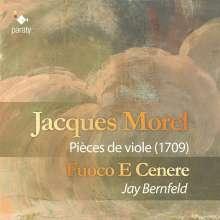 Jacques Morel (1690-1740): Premier Livre de Pieces de Violle, CD
