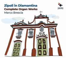 Domenico Zipoli (1688-1726): Sämtliche Orgelwerke, CD