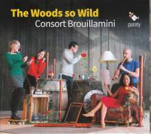 The Woods so Wild - English Music from the Renaissance to Purcell, CD