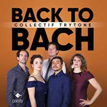 Back to Bach - A Dedication to J.S.Bach's most beautiful Works, CD