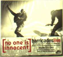 No One Is Innocent: Barricades Live, 2 CDs