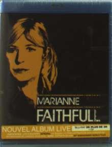 Marianne Faithfull: No Exit: Live 2014, 1 Blu-ray Disc und 1 CD