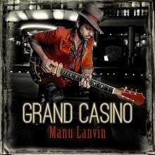 Manu Lanvin: Grand Casino, CD