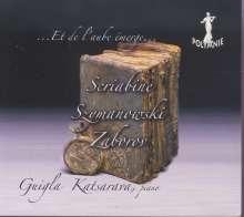 Guigla Katsarava - ... Et de l'aube emerge, CD