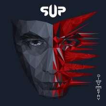 SUP (Spherical Unit Provided): Dissymmetry (Clear Vinyl), LP