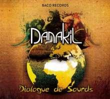 Danakil: Dialogue De Sourds, CD