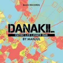 Danakil: Entre Les Lignes Dub, CD