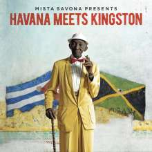 Havana Meets Kingston, CD