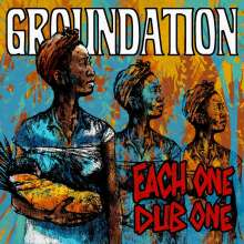 Groundation: Each One Dub One, 2 LPs