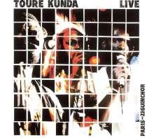 Toure Kunda: Live: Paris-Ziguinchor, CD