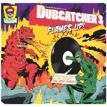 DJ Vadim: Dubcatcher 3 - Flames Up! (180g), 2 LPs