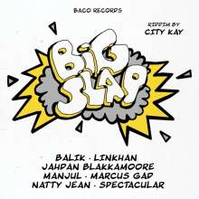 City Kay Pres. Various: Big Slap Riddim (Limited-Edition), LP