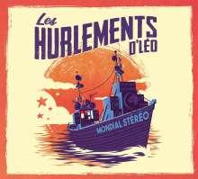 Les Hurlements D'Léo: Mondial Stéréo, CD