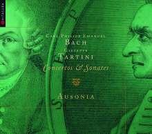 Giuseppe Tartini (1692-1770): Violinkonzert a-moll D.112, CD