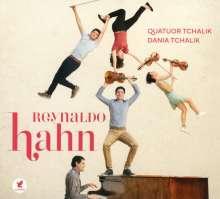 Reynaldo Hahn (1875-1947): Klavierquintett, CD