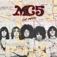 MC5: Live 1969/70, LP