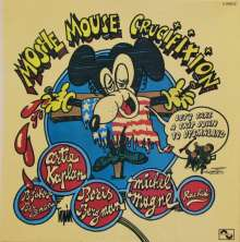 Michel Magne: Filmmusik: Moshe Mouse Crucifixion  (remastered), LP