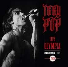 Iggy Pop: Live At Olympia, Paris '91, 2 CDs