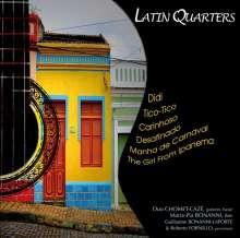 Latin Quarters: Hommage À Laurindo Almeida, CD