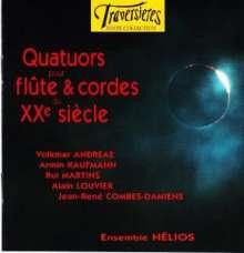 Ensemble Helios - Flötenquartette aus dem 20.Jahrhundert, CD