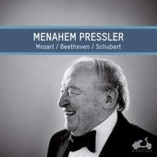 Menahem Pressler - Mozart / Beethoven / Schubert, CD