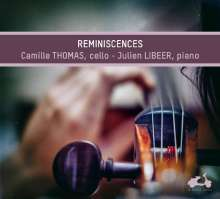 Camille Thomas - Reminiscences, CD