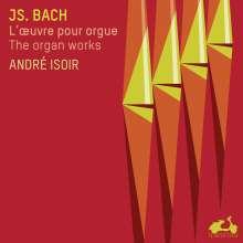Johann Sebastian Bach (1685-1750): Orgelwerke (Ges.-Aufn.), 15 CDs
