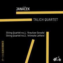 Leos Janacek (1854-1928): Streichquartett Nr.1, CD