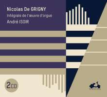 Nicolas de Grigny (1672-1703): Die 5 Hymnen, 2 CDs