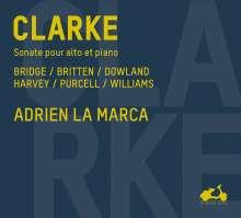 Adrien la Marca,Viola, CD