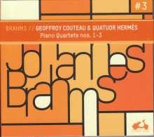 Johannes Brahms (1833-1897): Klavierquartette Nr.1-3, 2 CDs