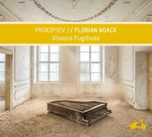 "Peter Iljitsch Tschaikowsky (1840-1893): Klavierwerke ""Visions fugitives"", CD"
