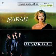 Gabriel Yared (geb. 1949): Filmmusik: Sarah/Desordre (Limited-Edition), CD