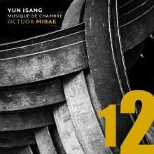 Isang Yun (1917-1995): Kammermusik, CD